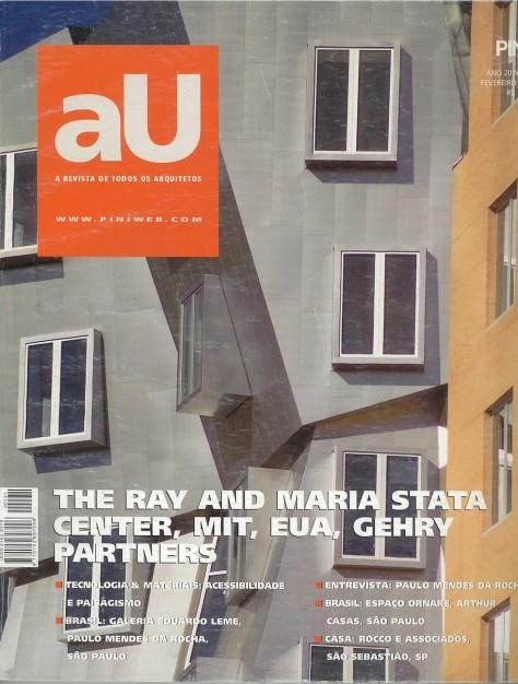 AU - Arquitetura e Urbanismo