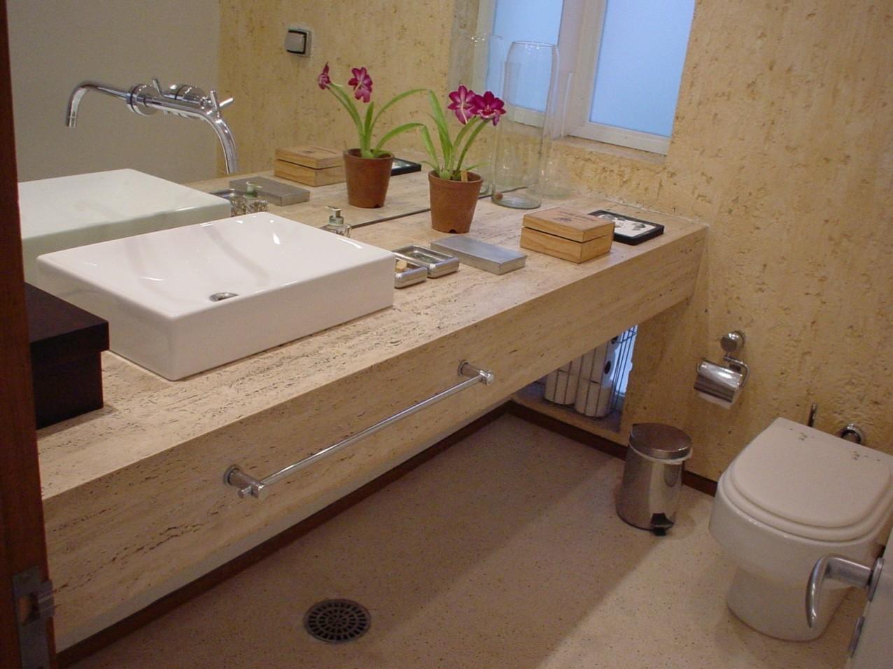 Residencial Alto da Boa Vista - Lavabo