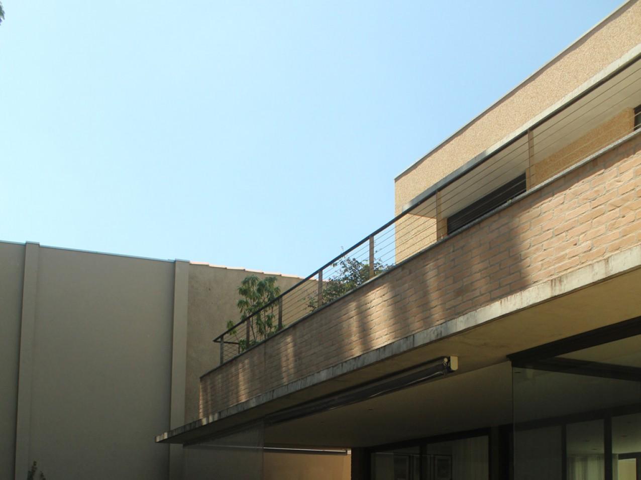 Obra residencial Jardim Europa III - Sacada
