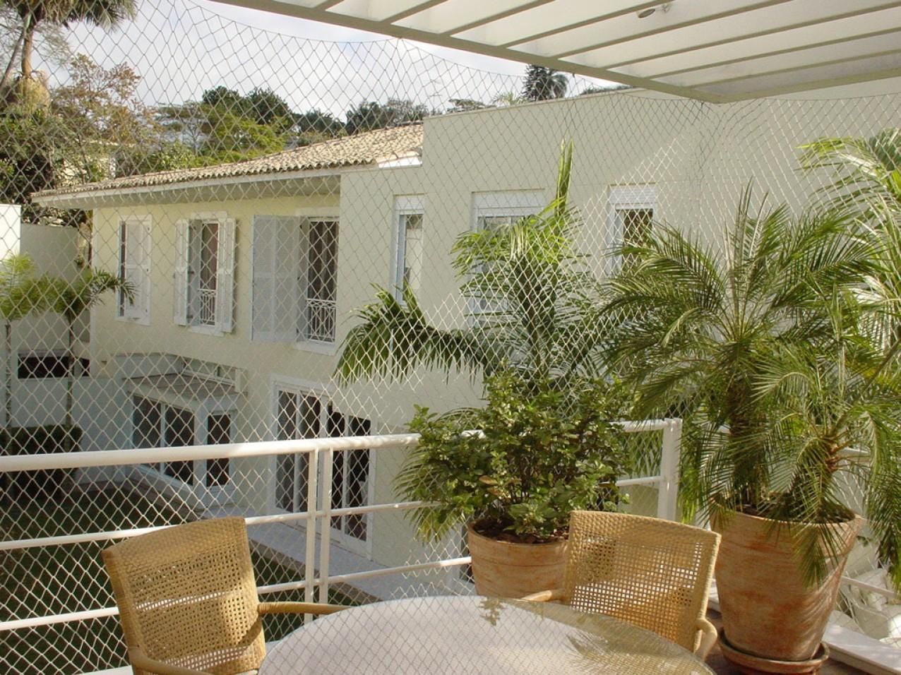 Obra residencial Jardim Guedala - Sacada