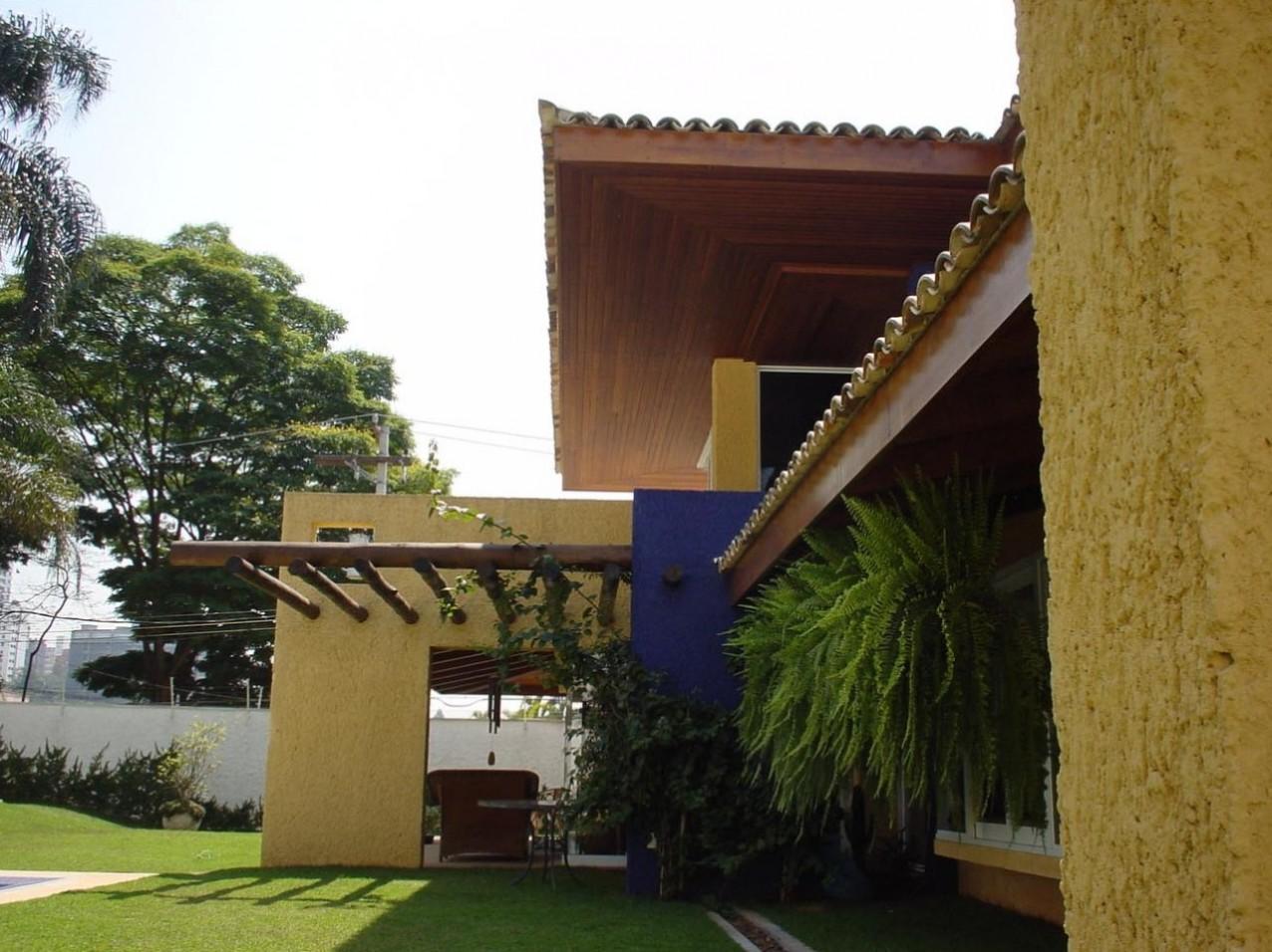 Obra residencial Morumbi I - Varanda