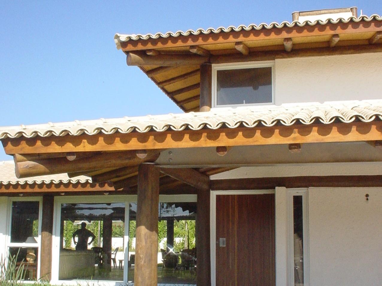 Obra residencial Bertioga - Quintal