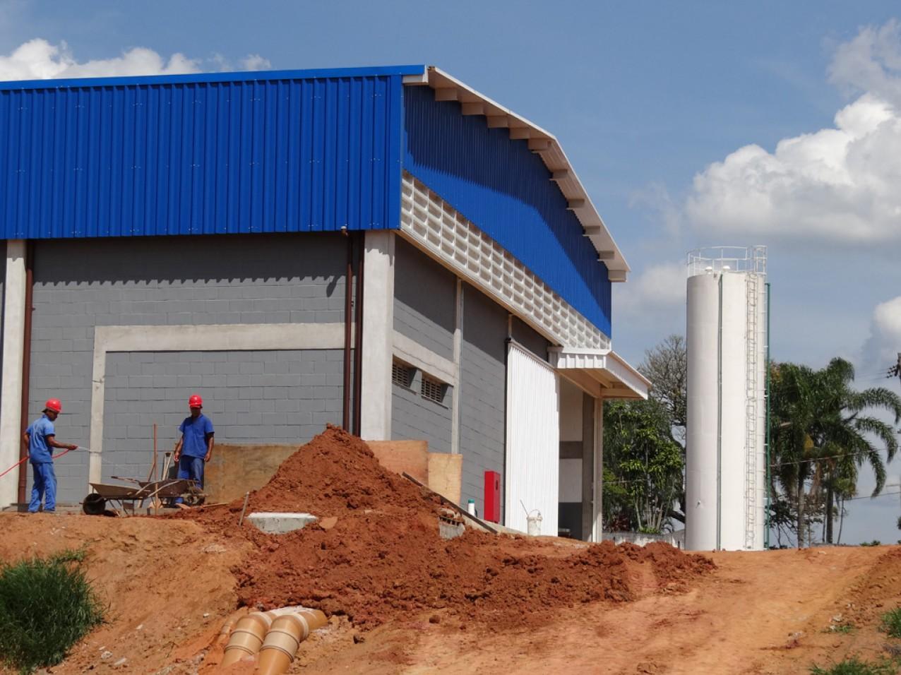 Autopoli - Indústria de autopeças em Guararema