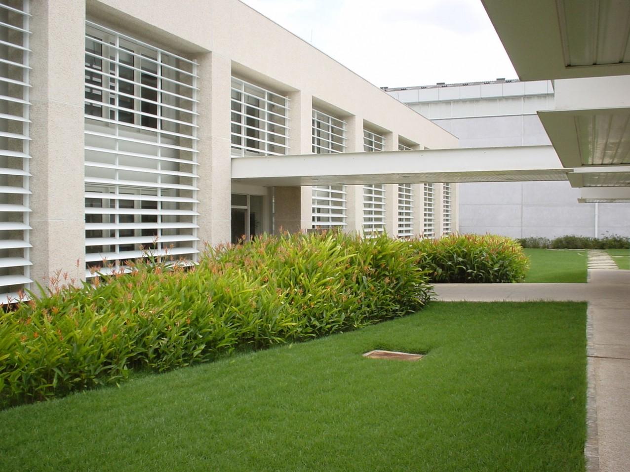 Obra industrial Durr do Brasil - Jardim