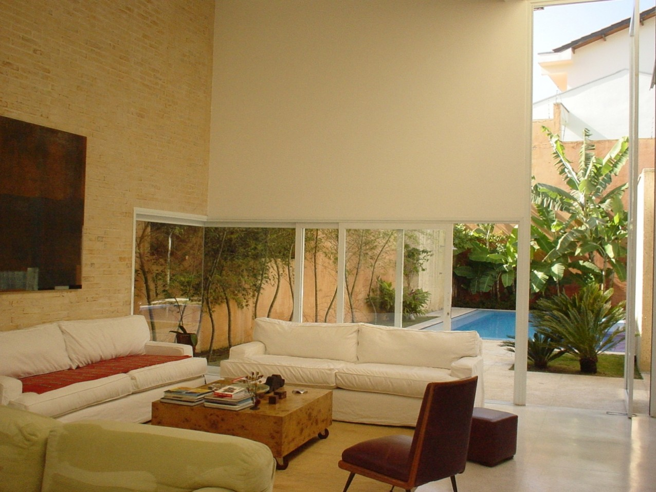 Residencial Alto da Boa Vista - Sala de estar
