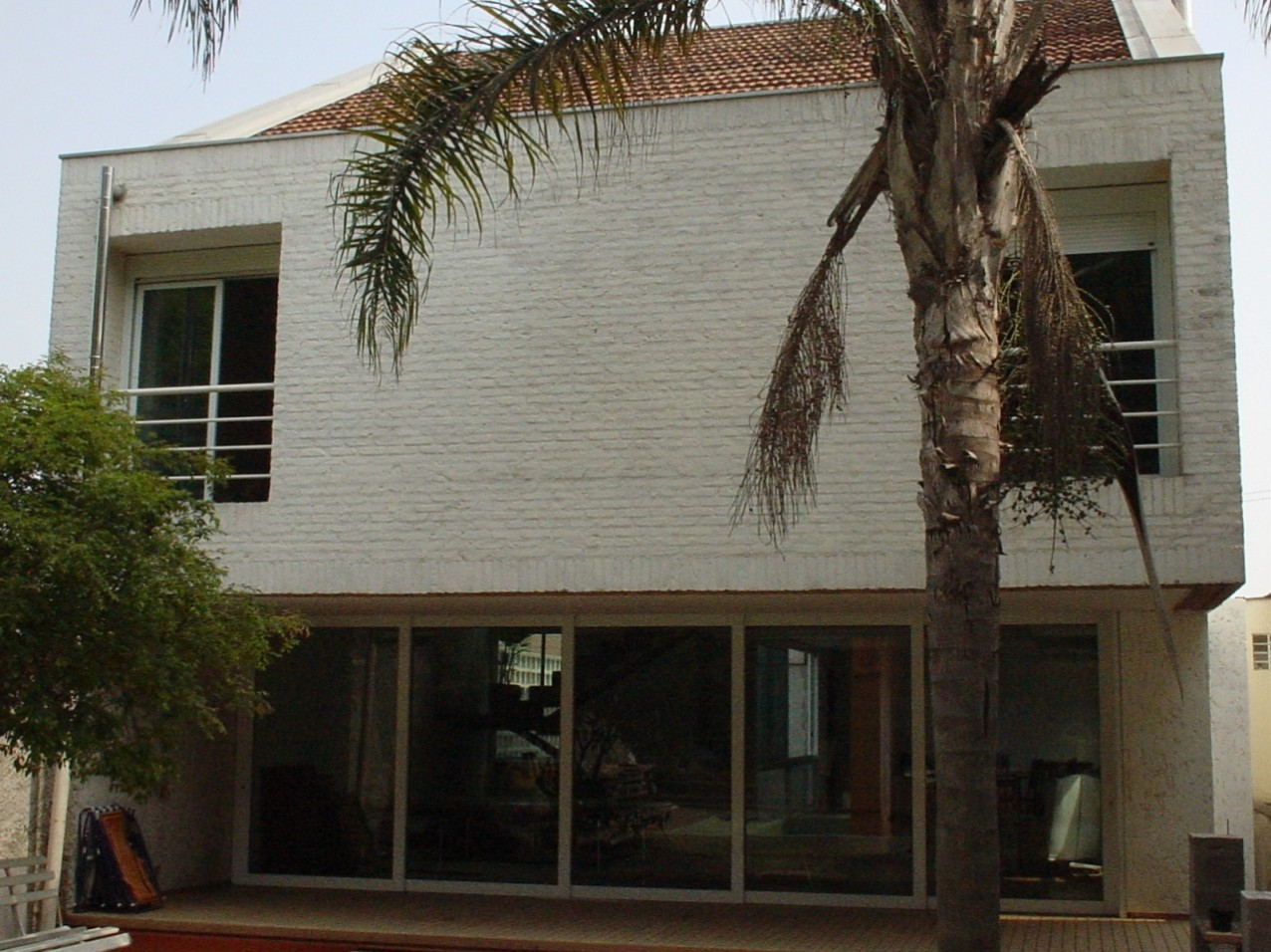 Obra residencial Vila Carmem - Fachada