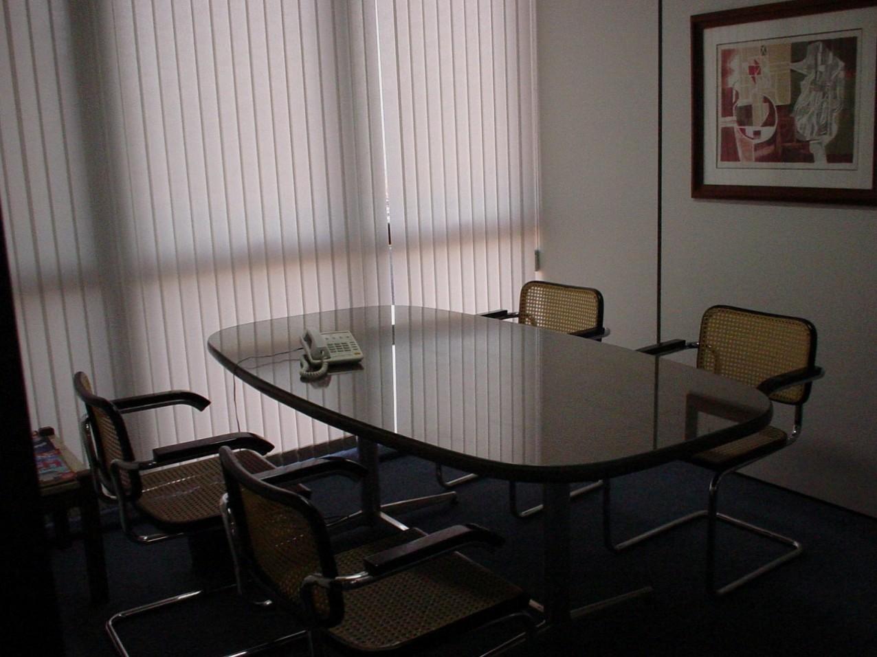 Obra corporativa Boyden do Brasil - Sala de reunião