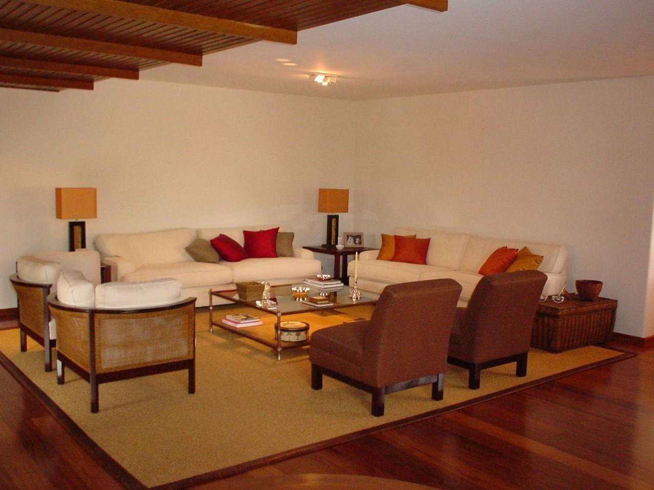 Obra residencial Pinheiros II - Sala de jantar