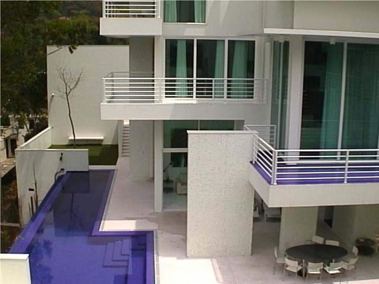 Obra residencial - Real Parque 1